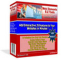 Thumbnail Webmasters Utilities Web Elements EZ Tools + 25 FREE Reports
