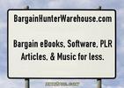 Thumbnail eProfit Generator www.bargainhunterwarehouse.com