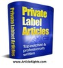 75 Fruit PLR Articles with Resell Rights. ArticleRights.com