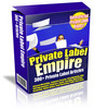 Thumbnail Private Label Empire 300 + Articles eBook w/ Resell