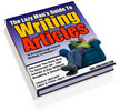 Thumbnail The Lazy Mans Guide to Writing Articles