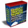Thumbnail Product Creation Secrets now on video