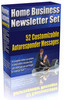 Thumbnail Home Business Newsletter Set