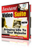Thumbnail Instant Video Suite: Automatically create embedded web pages
