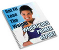 Thumbnail The Weight Loss Primer Report lose weight faster