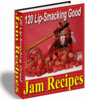 120 Lip Smacking Jam Recipes Cookbook