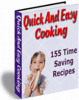 Thumbnail Quick And Easy Cooking Time Saving Recipes Cookbook
