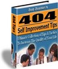 Thumbnail 404 Self Improvement Tips BARGAIN HUNTER WAREHOUSE 50¢