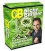 Thumbnail CB Niche Builder + 25 FREE Reports ( Bargain Hunter Warehouse )