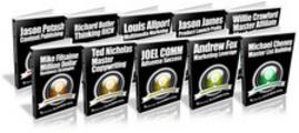 Thumbnail Ten Complete Marketing Mastermind Series Audio Courses  mp3 audio + 25 FREE Reports www.bargainhunterwarehouse.com