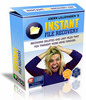 Thumbnail Instant File Recovery + 25 FREE Reports ( Bargain Hunter Warehouse )