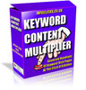 Thumbnail Keyword Content Multiplier w/ Resell Rights - Instant Download