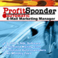 Thumbnail Profit Sponder Automatic Email Marketing Manager + 25 FREE Reports www.bargainhunterwarehouse.com