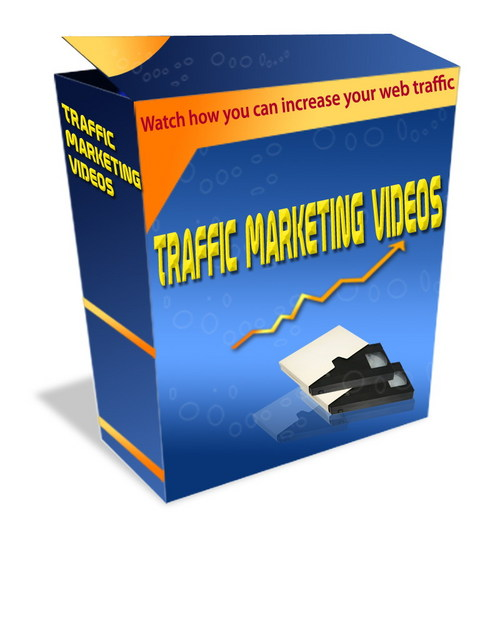 Product picture Traffic Marketing Videos - FREE Video Preview + 25 FREE Reports ( Bargain Hunter Warehouse )