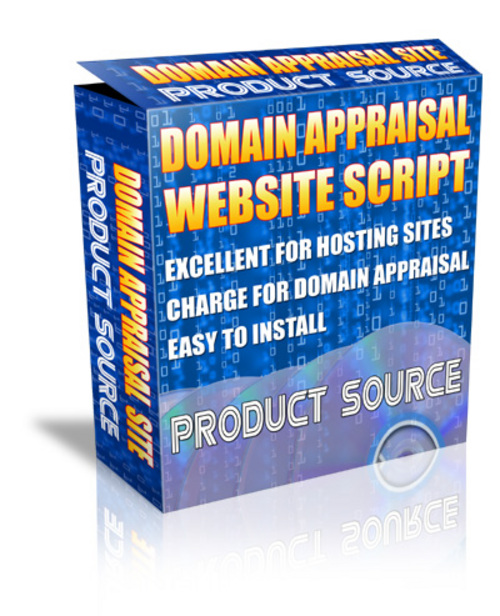 Product picture Domain Appraisal Script + 25 FREE Reports ( Bargain Hunter Warehouse )