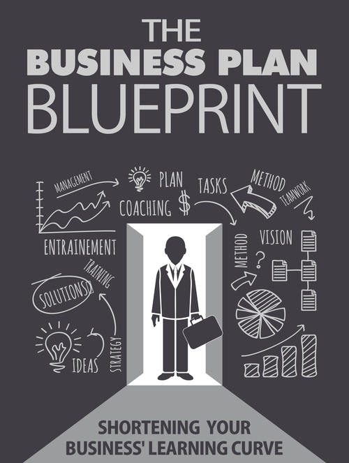 Product picture The Business Plan Blueprint. ArticleRights.com
