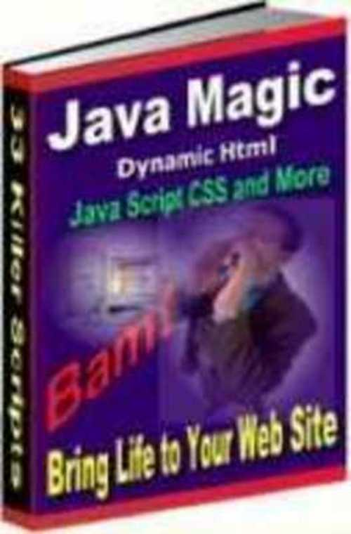Product picture *NEW!* JavaScript Magic With Master Resell Rights ( Bargain Hunter Warehouse )