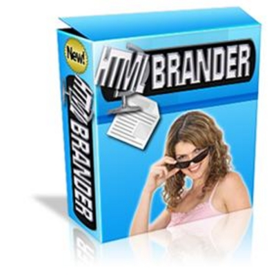Product picture HTML Brander Website Affiliate Software