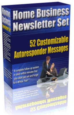 Product picture Home Business Newsletter Set