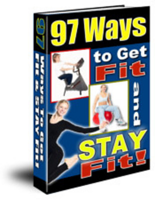 Product picture 97 Ways to Get Fit and Stay Fit