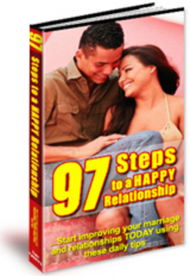Product picture 97 Steps to a Happy Relationship
