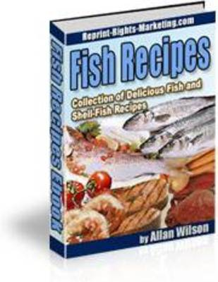Product picture Fish Recipes !Collection of Fish and Shell-Fish Recipes !