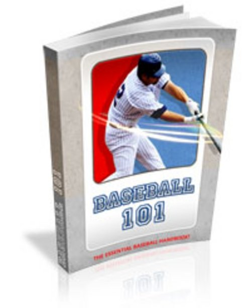 Product picture Baseball 101   Master Resale Rights + 25 FREE Reports ( Bargain Hunter Warehouse )