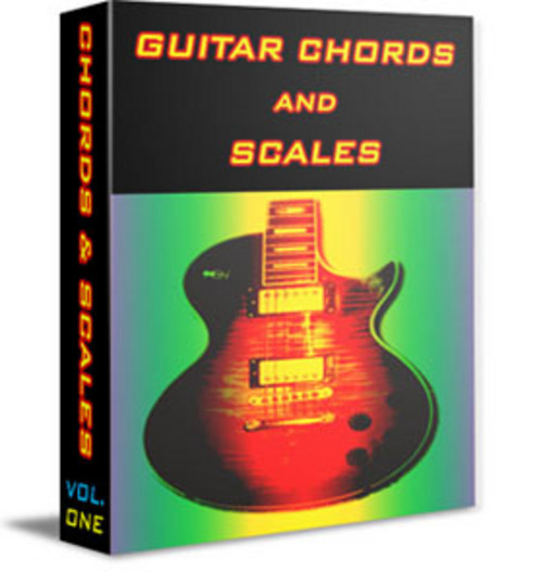 Product picture Guitar Chord and Scale Book  - Great Beginners Guide
