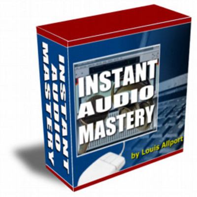Product picture Instant Audio Mastery Videos by LOUIS ALLPORT - RESELL