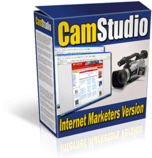 Product picture CamStudio Internet Marketers Version  + 25 FREE Reports ( Bargain Hunter Warehouse )