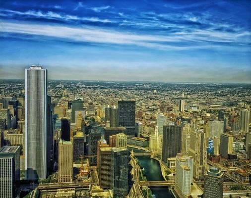 Product picture Skyscrapers - BargainHunterWarehouse.com
